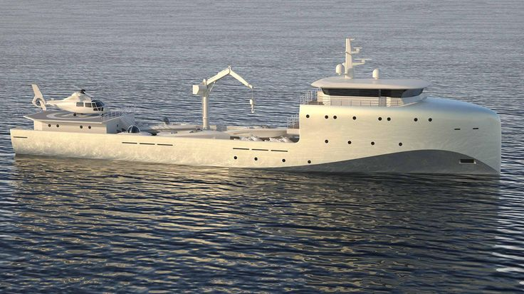 Paul Cave and Mark Seaton of Yacht & Villa International have been appointed central agents for sale of a new 62 metre yacht support vessel