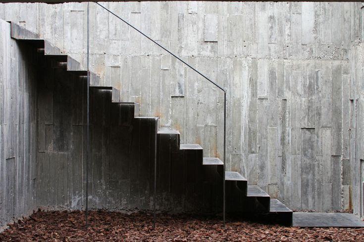 Les 25 meilleures id es de la cat gorie coffrage escalier for Escalier exterieur plastique