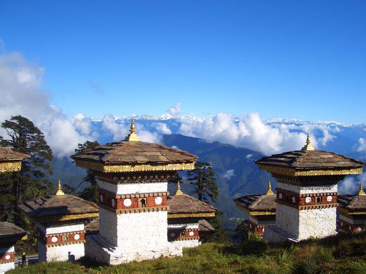 Dochula Stupa, Bhutan