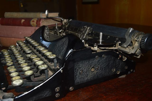 Antique, Typewriters, Vintage, Harrismith, Accommodation, Collections