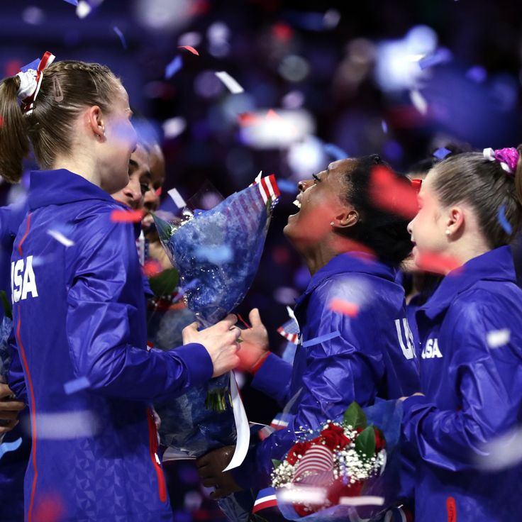 As we gear up for the Olympics, check out this refresher course on the 5 fabulous young ladies of the US gymnastics team: Simone Biles, Gabby Douglas, Aly Raisman, Laurie Hernandez, and Madison Kocian.