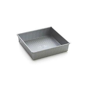USA Pan Pro Line Nonstick Square Cake Pan