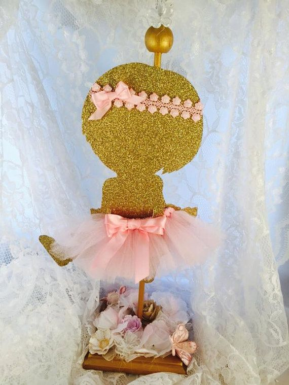 113 best Ballerina Party images on Pinterest Parties decorations