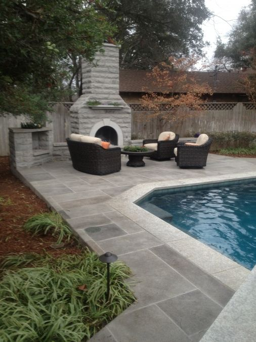 Pool Deck Surrounds - Sundek Concrete Coatings and Concrete Repair