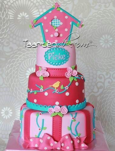 Pip Studio style cake