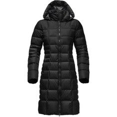 Women's+The+North+Face+Metropolis+Parka+II+-+Urban+Navy+with+FREE+Shipping+&+Exchanges.+The+Metropolis+Parka+II+features+550+fill+goose+down+and+a+durable+water+
