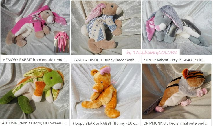 Come check out my new cuddly handmade Bears and bunnies https://www.etsy.com/shop/TALLhappyCOLORS #etsymntt #babyshower #handmadehour #designer #rabbits #luxury #homedecor #interior #rabbit #bunny #bear #fall #autumn #chipmunk #hamster #rodent #baby #memorybear #remembrance #handmade #bears #bunnies more bears http://etsy.me/275Jpxd more bunnies http://etsy.me/1TuDWG4  Enjoy : )