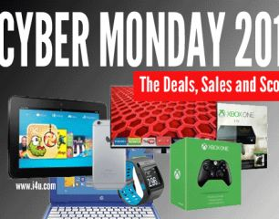 Cyber Monday 2014 is here and all sales and deals are available now. Find below the best Cyber Monday Sales events.
