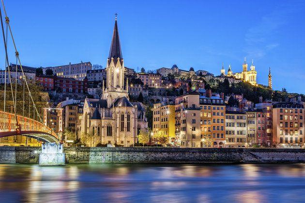 フランス・リヨン 安く住める11の街