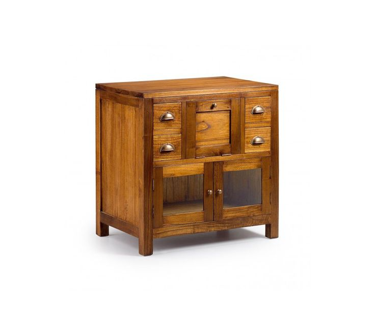 Koloniální koupelna STAR patřící doKolekce nábytku STAR je ručně vyráběný masivní nábytek z koloniálního dřeva MINDI hrubé kresby. Vhodný do moderního i do rustikálnějšího prostoru, který potřebuje oživení v podobě masivního dřeva v teplé dubové barvě.