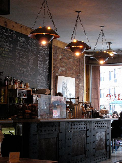 'sNice Café | New York City | ok that's it! I'm totally going to New York some day just for the coffee shops!