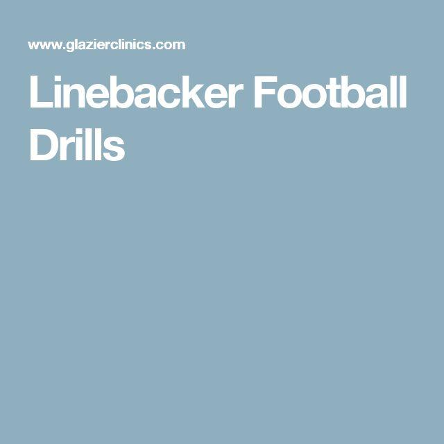 Linebacker Football Drills