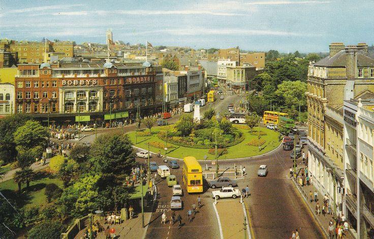 The Square, Bournemouth - 1969