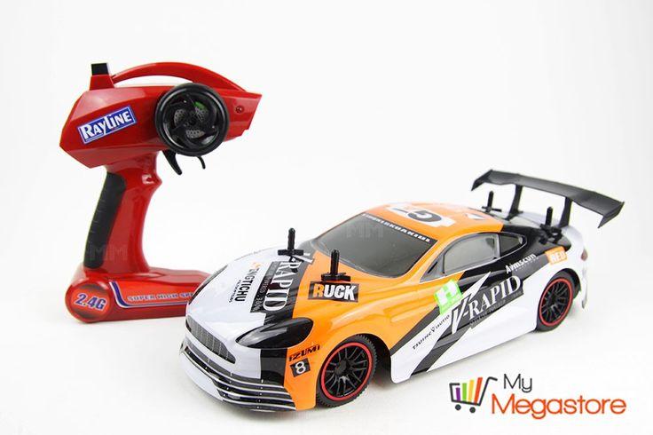 Rayline Racers V-Rapid RR14 C RC Auto