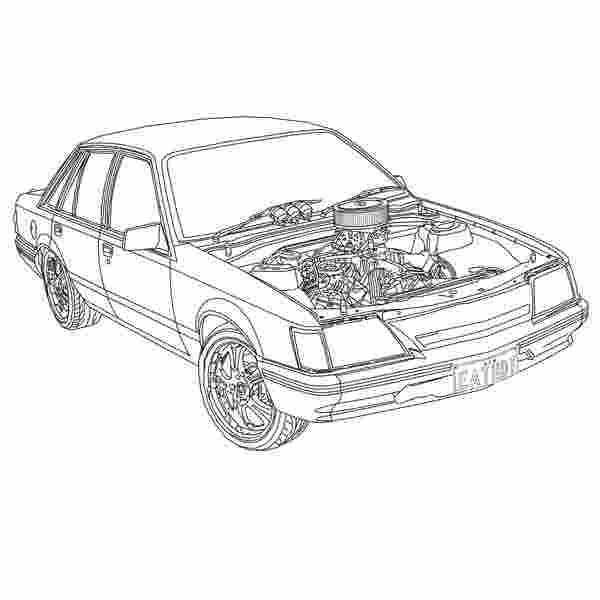 Car Coloring Pages Holden In 2020 Car Colors Holden Cars Coloring Pages