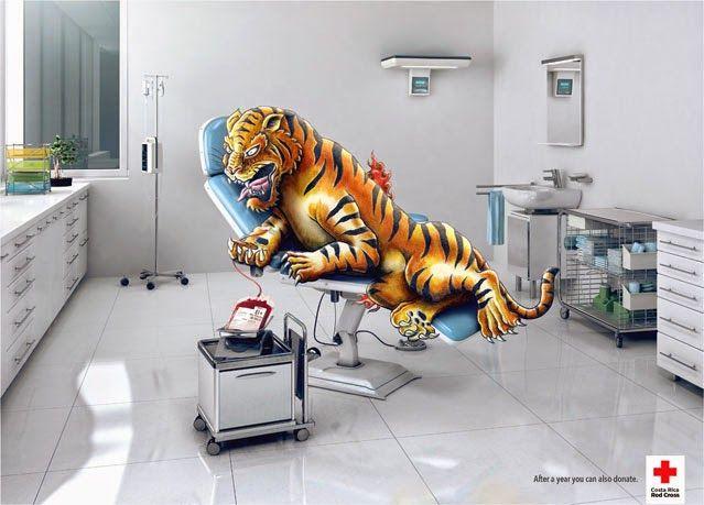 Tatuajes y donación de sangre