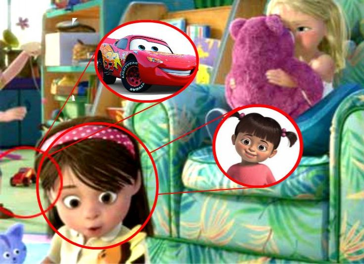 We all love to watch Disney movies over and over again, but did you ever notice those tiny hints in some of the scenes that point to another Disney movie? Let's take a look at some of the most mind-blowing easter eggs in Disney movies.