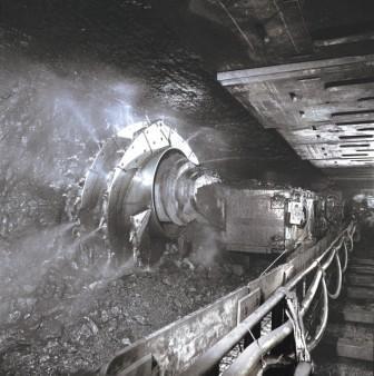 Longwall Coal Mining Equipment