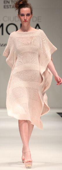 Popa Tunic cotton with silk, knitwear