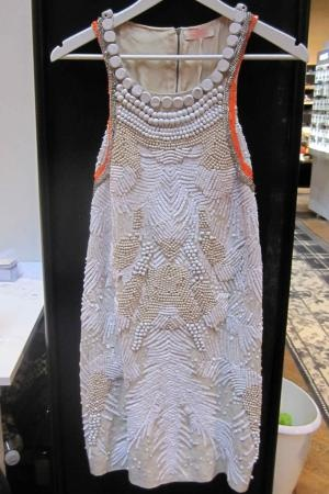 sass & bide fall 2012: Minis Dresses, Bide Fall, Sass Bide, Fall 2012 Would, Dinners Dresses, Embellishment, White Dress, Beads Dresses, Fall 2012And