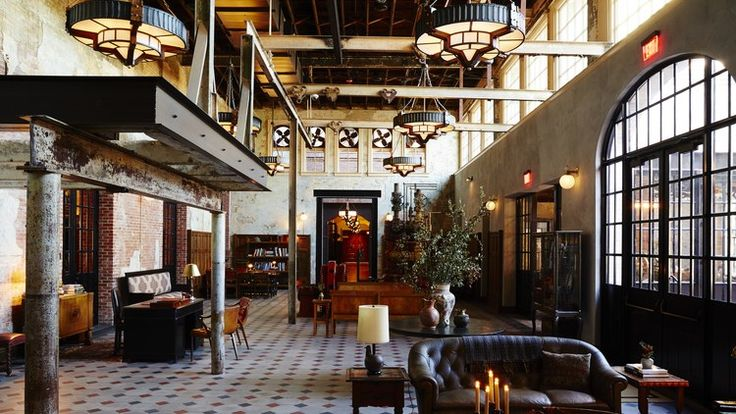 The Best Food Lovers' Hotels in the U.S. | Bon Appetit