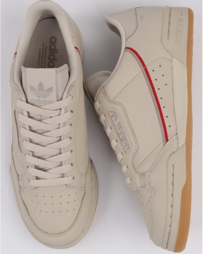 Adidas Continental 80 Trainers Clear
