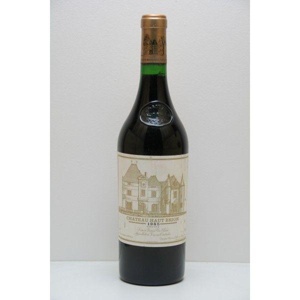 Château Haut Brion 1985, achat au meilleur prix Château Haut Brion 1985 http://www.comptoirdesmillesimes.com/chateau-haut-brion/chateau-haut-brion-1985.html