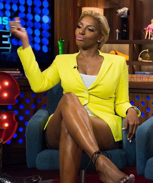 NeNe Leakes Denies Negotiating A Return To The Real Housewives Of Atlanta!