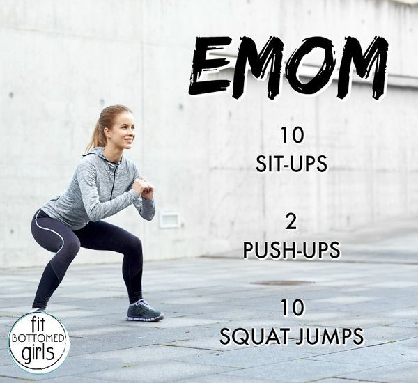 Grab a timer and get ready to get your butt kicked! | Fit Bottomed Girls