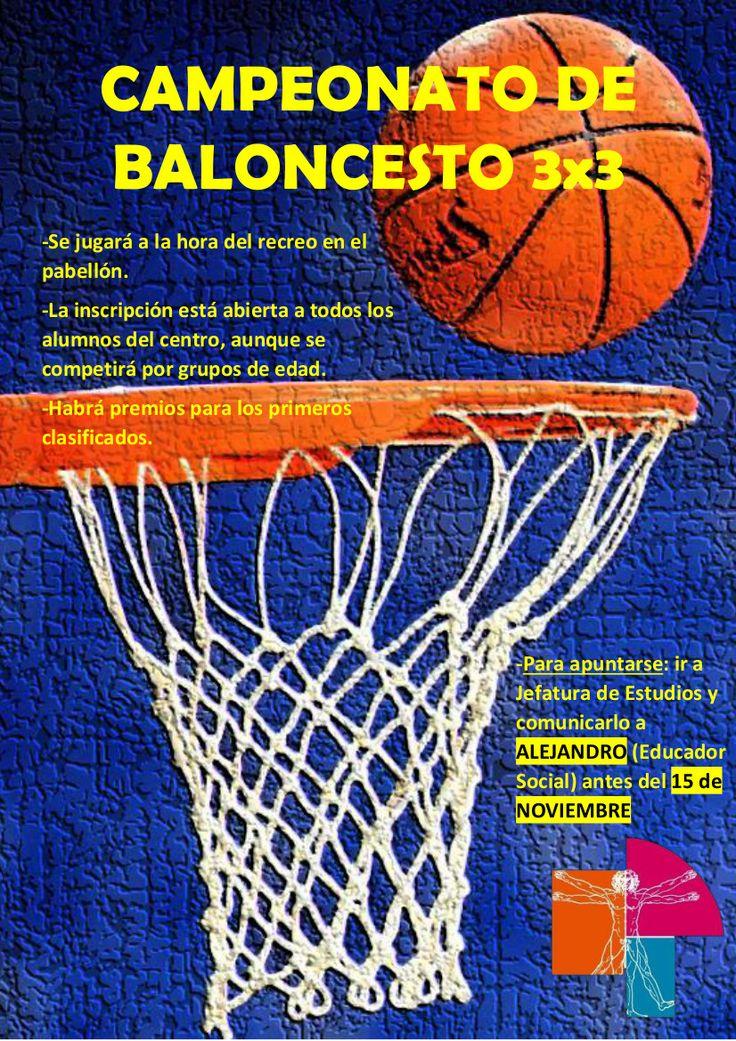 Campeonato de Baloncesto 3x3