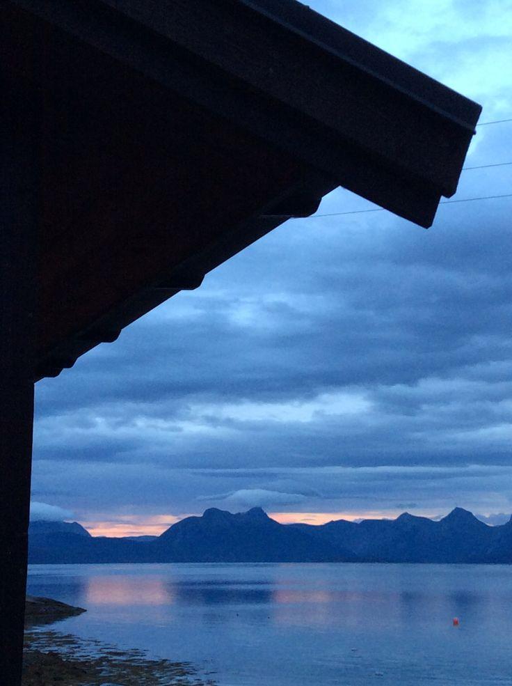 Nevervik,Tysfjord,NothNorway