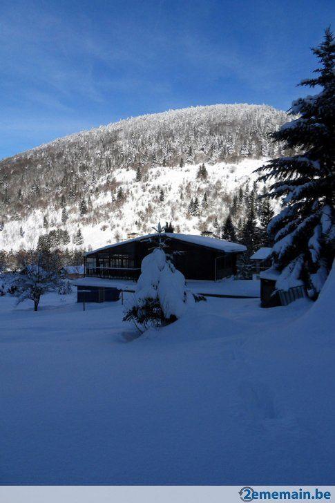 Location La Bresse Hautes Vosges Rdc chalet 3 ch