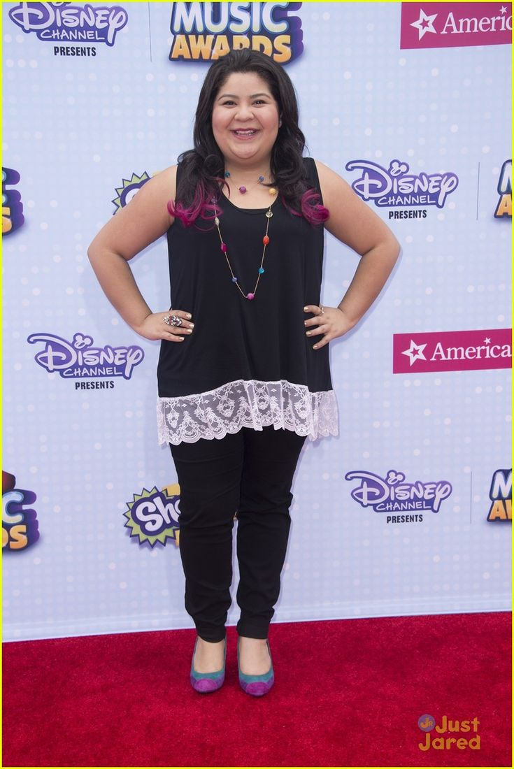 Raini Rodriguez at the Radio Disney Music Awards 2015