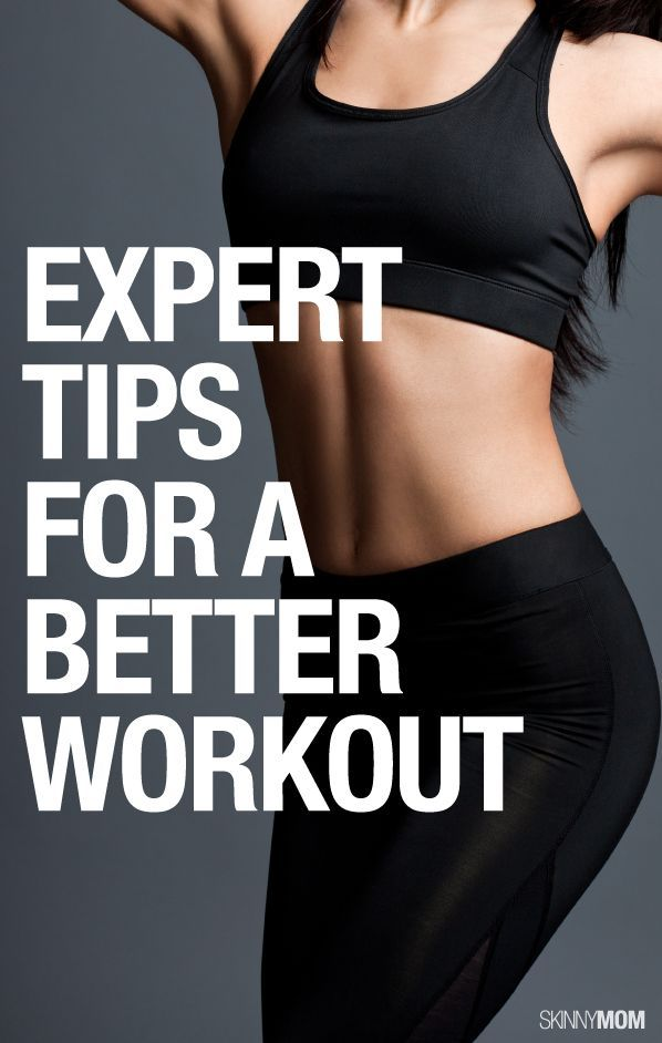 Want a better workout? See what our trainers say you need to be doing.