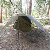 Warbonnet Blackbird hammock- bushcraftstore.se