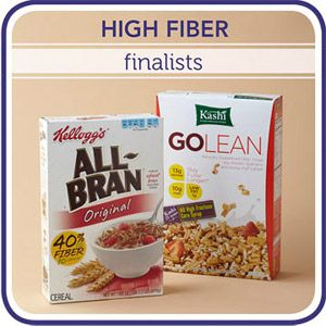 Best cold cereals per Diabetic Living