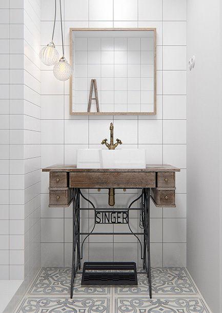 Singer Sink!