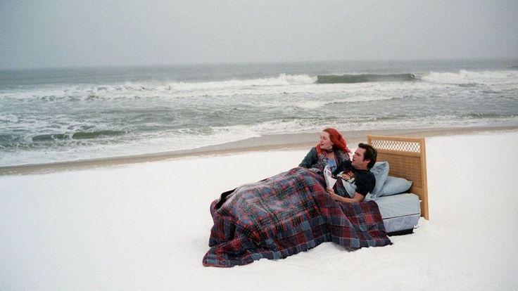 Film4 Eternal Sunshine of the Spotless Mind Jim Carrey and Kate Winslet star as a couple who exploit a revolutionary memory-erasing technique. Unique romantic comedy from the pen of Charlie Kaufman, directed by Michel Gondry