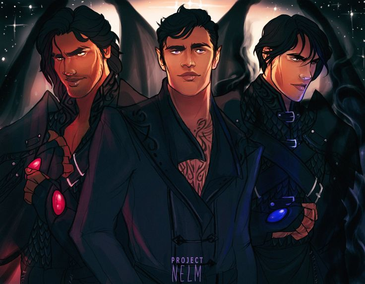A Court Of Mist And Fury Short Stories Cassian Rhys And Azriel