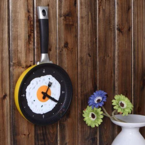 Часы на кухне, фото, в интерьере, видео своими руками Kuhniplan.ru
