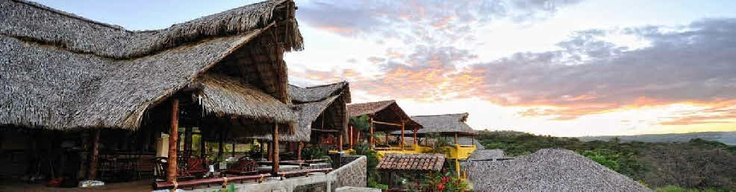 Hacienda Puerta del Cielo Eco Lodge and Spa in Nicaragua.