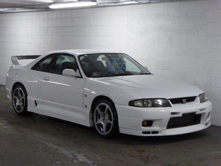 1995 Nissan Skyline R33 2.6 GTR TWIN TURBO 4WD Modified