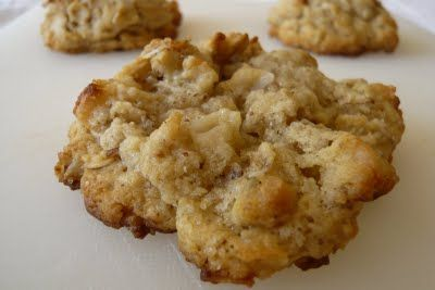 Yummy Supper: Aunt Nita's Coconut Oatmeal Cookies