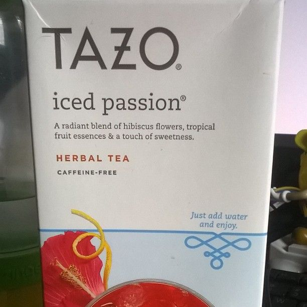 Love tea in a whole new way with Tazo Iced. #NewWayToTea #FreeSamp