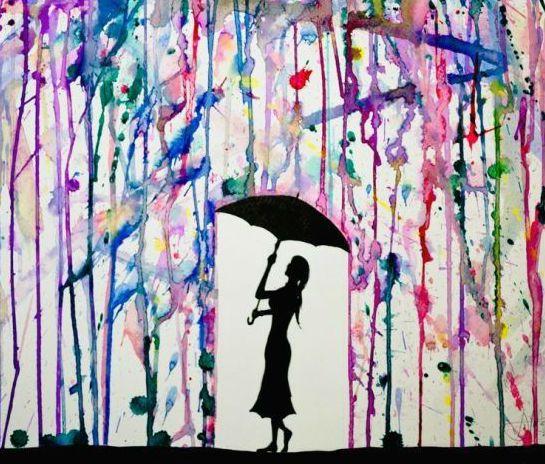 Aujourd'hui, nous avons rendez-vous avec l'artiste contemporain franco-chinois Marc Allante. Ce sont ses silhouettes de personnages s'abritant d'une pluie multicolore sous des parapluies, qui nous ...