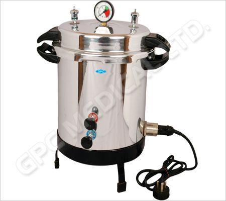 Autoclave-Pressure Cooker Type