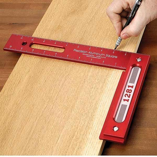 Buy Woodpeckers Precision Woodworking Square 12in x 8in at Woodcraft.com