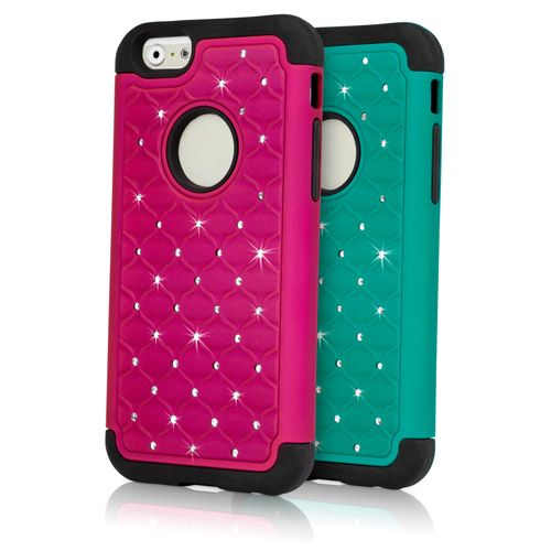 Cute #Case for Girls w/ Dazzling Sparkles !!! ☀ SparkleShimmer, available for #iPhone 5, iPhone 6, iPhone 6 Plus, #Samsung Galaxy 5, Samsung Galaxy Note 4 and many more! Find it at www.boxwave.com