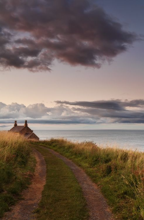 Howick, Northumberland, England (by Steve Clasper).  Howicklies just inland from the North Sea. The original Earl Grey tea was first blended at Howickby a Chinese mandarin and later marketed by Twinings.