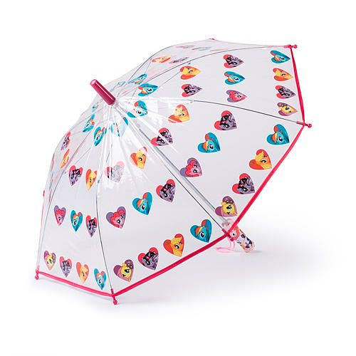 "My Little Pony Clear Umbrella - Berkshire Fashions - Toys ""R"" Us"